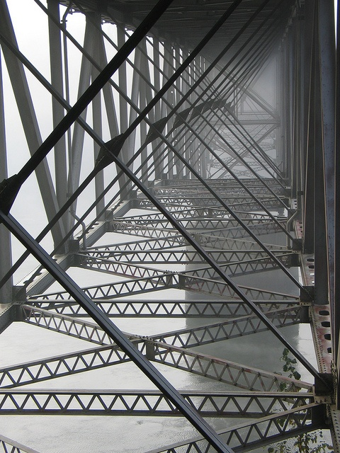 Simon Fraser Bridge by TranBC, via Flickr