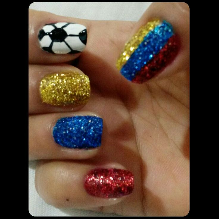 Colombian Nails♡♡