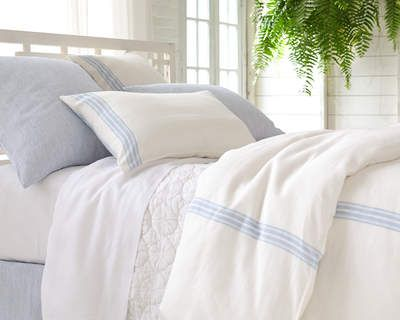 buy your varana linen french blue duvet cover by pine cone hill here add layers and depth to any bedding collection with the varana linen french blue duvet