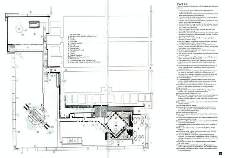 20 best images about cemetery plan on pinterest - Brion design ...