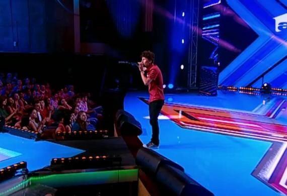 Si, soc! Zuckerberg canta la X Factor  #auditii