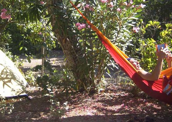 Camping (Molyvos) - Pandora Travel Lesvos