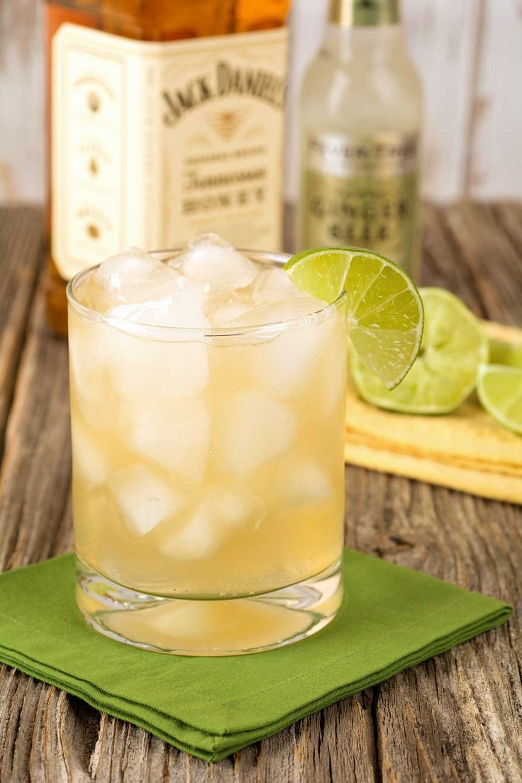 Tennessee Honey Cocktails: Three easy cocktails made with Jack Daniel's Tennessee Honey, a perfect blend of Old No. 7 and honey liqueur.