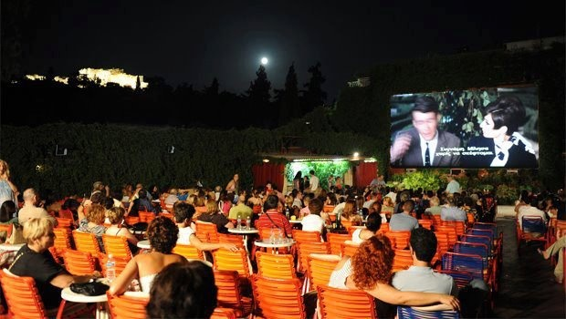 #Athens #Greece #travel #cinema - Hire a local to take you there!