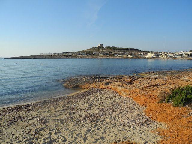 Promenade sur la presqu'île de #marfa #malte