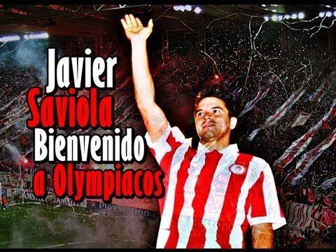 Javier Saviola se va al Olympiakos - http://mercafichajes.es/26/07/2013/javier-saviola-se-va-al-olympiakos/