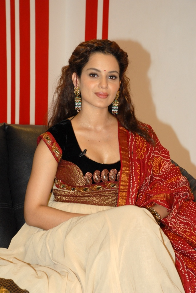 The gorgeous Kangana Ranaut
