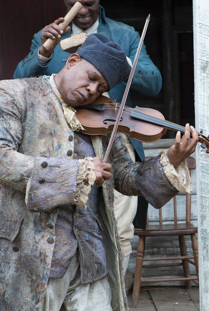 ROOTS | starts Memorial Day on the History Channel | Forest Whitaker as Fiddler