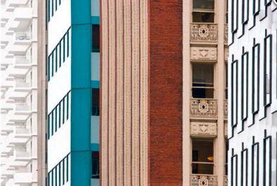 2008, San Francisco by Franco Fontana