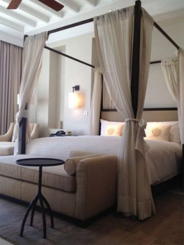 Canopy Bedroom, Bed Canopy Curtains Ideas