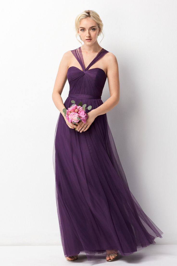 174 best beautiful bridesmaids images on pinterest bridesmaids bridesmaids dress style 17243 with infinity straps ombrellifo Image collections