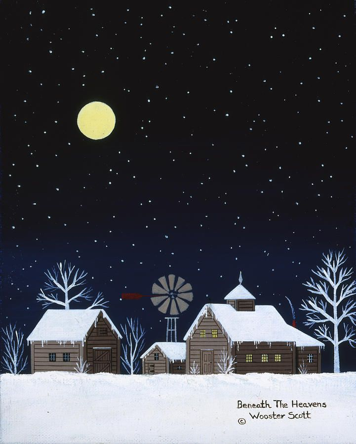 Jane Wooster Scott — Beneath The Heavens (721x900)