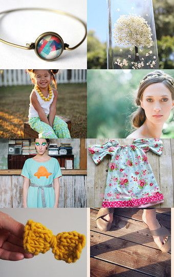 ::: Spring Wearing ::: by Katia Occelli on Etsy