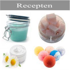 DIY body products: recepten en ingredienten webshop