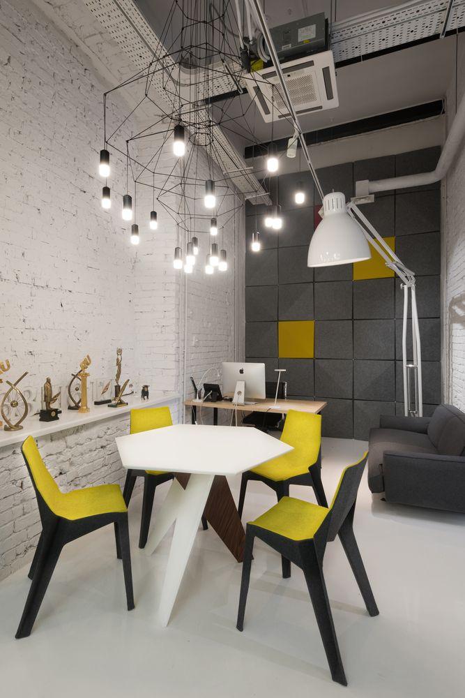 Gallery of Gazeta.ru News Agency Office / Nefa Architects - 4