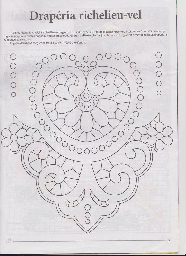 Richelieu pattern