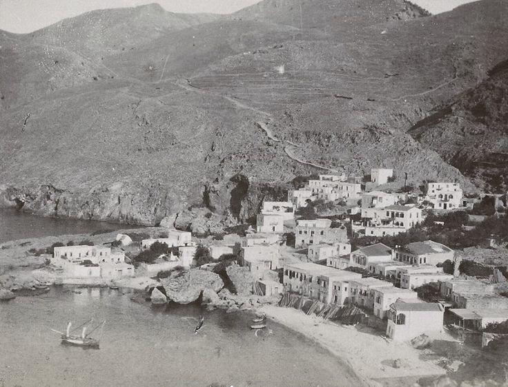 Κρήτη, Σφακιά, 1907, από το αρχείο Army Medical Services Museum.