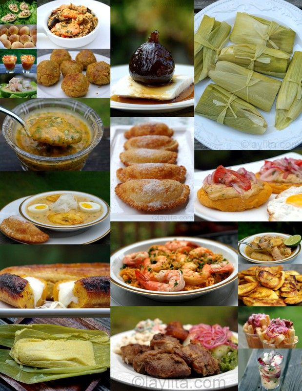 Ecuadorian traditional dishes to celebrate Ecuador's Independence Day