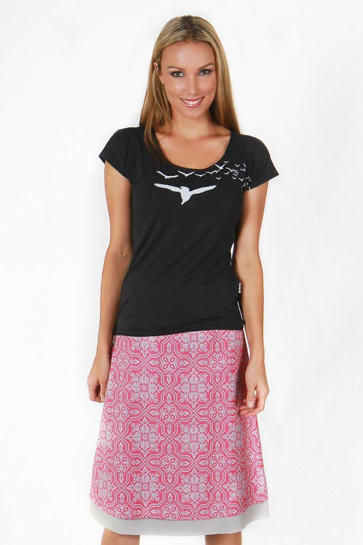 Heirloom Reversible Skirt