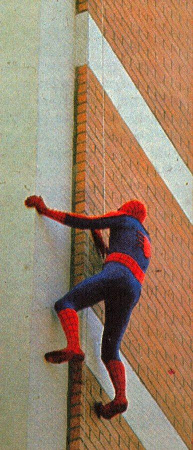 The Amazing Spider-Man 1977 Live Action TV Show / Nicholas Hammond