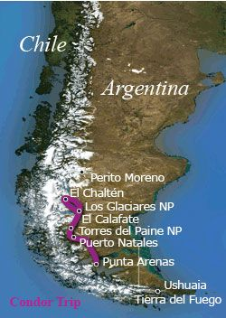 mountains in patagonia chile - Google Search