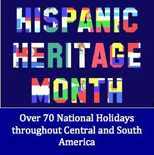 Holidays in Latin America #Holidays