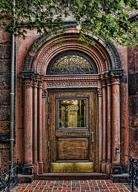 Back Bay Doorway Boston Massachusetts & 116 best USA ~ Massachusetts images on Pinterest   Massachusetts ... pezcame.com