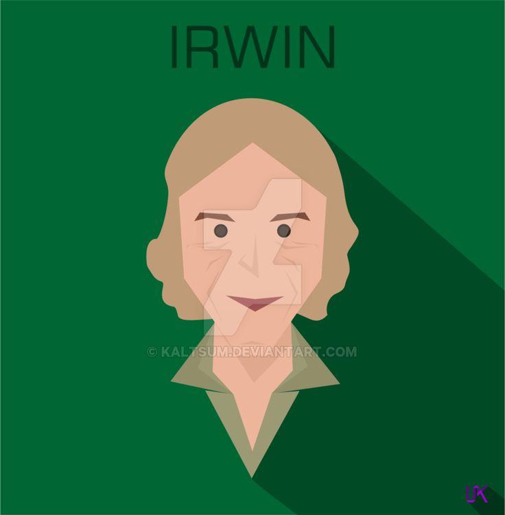 Irwin by kaltsum.deviantart.com on @DeviantArt