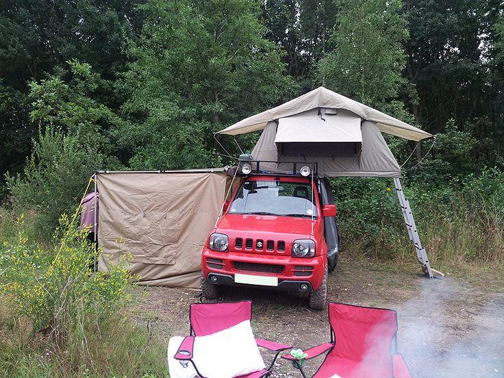 Suzuki Jimny Expedition Ready - 2