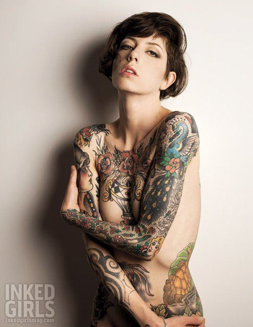 125 best inked magazine images on pinterest tattoo girls for Best tattoo magazine