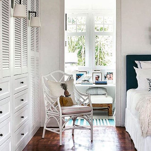 REPOSTING Bungalow55 Singapore Featuring Stuartmemberyfurniture BERMUDA PINEAPPLE PILLOW The Rattan JAMAICA OTTOMAN