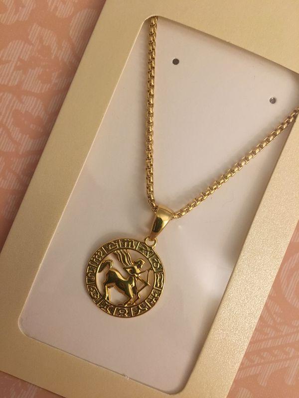 Sagittarius Zodiac Necklace Sagittarius Jewelry Zodiac Jewelry Sagittarius Zodiac Necklaces