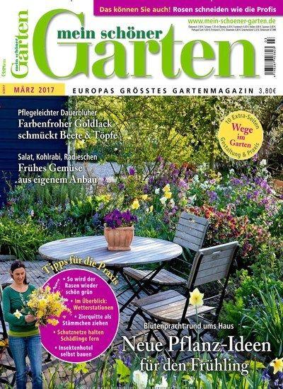 New Aktuelle Ausgabe Archivausgaben oder eAbo von Mein sch ner Garten bestellen und mehr ber Wohnen u Garten erfahren Lesen im Web u per App