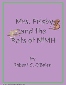 53 best teaching narnia images on pinterest school beds and mrs frisby and the rats of nimh comprehension packet fandeluxe Gallery