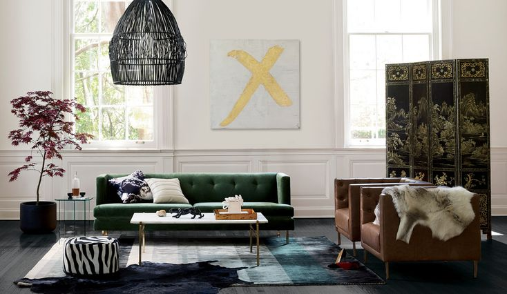 Looking to spruce up your home with contemporary decor pieces, from high quality furniture to textiles and lighting? CB2's new fall collection has everything you need. See our favorite picks on domino.com.