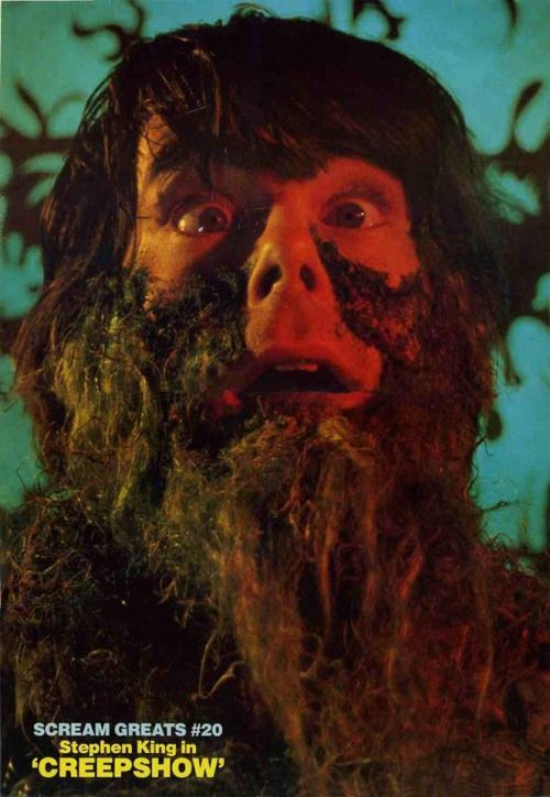 Stephen King ~ Creepshow: The Lonesome Death of Jordy Verrill (1982)