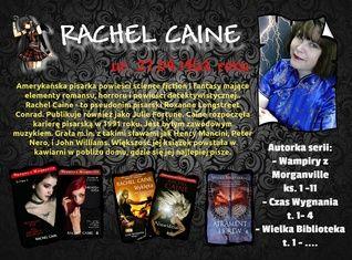 Caine Rachel urodzona 27.04.1962