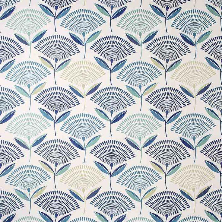 Warwick Fabrics : DANDELION, Colour COLONIAL