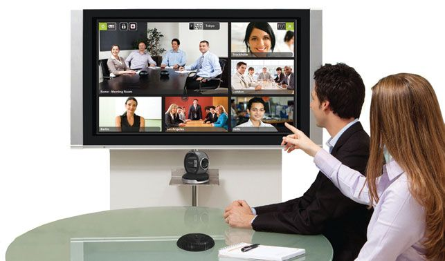 Video Collaboration Benefits Small Businesses in a Variety of Ways.