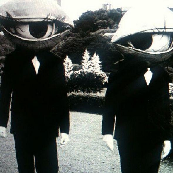 Halloween inspirations via @Kelly Teske Goldsworthy Wearstler! #Eye #Creepy