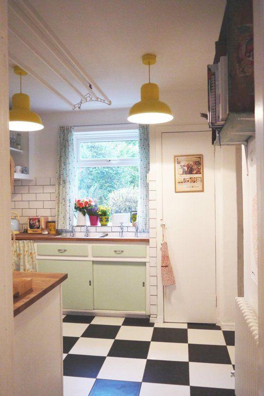 25+ Best Ideas About 1950s Kitchen On Pinterest