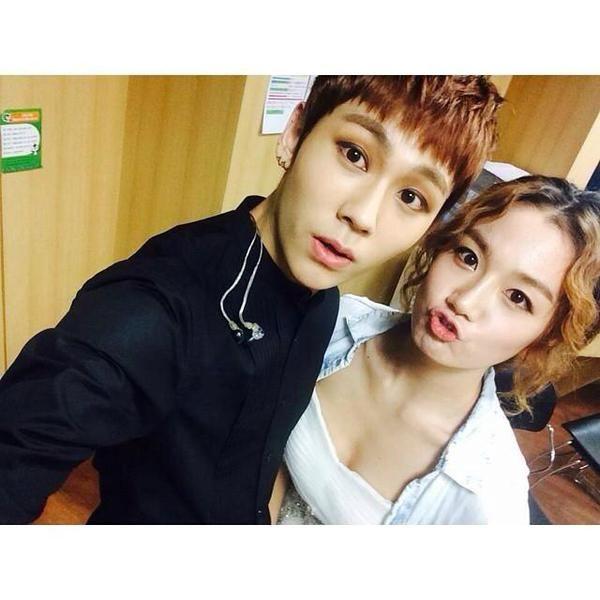 Ilhoon And Changsub Ilhoon + Joo (I...