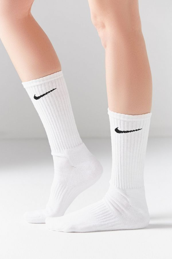 naranja Disipar Cariñoso  Nike Performance Cushion Crew Sock 3-Pack | Nike socks outfit, Sock  outfits, Nike socks
