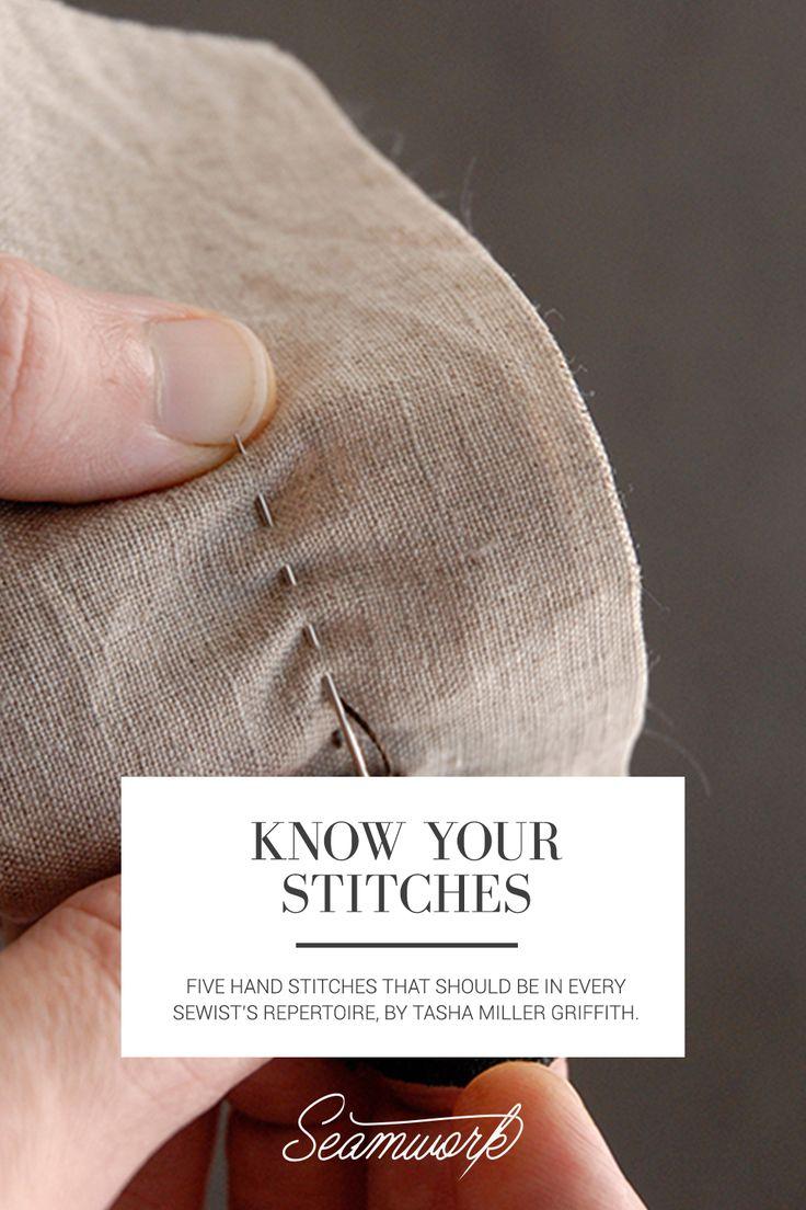 Know Your Stitches | Seamwork Magazine