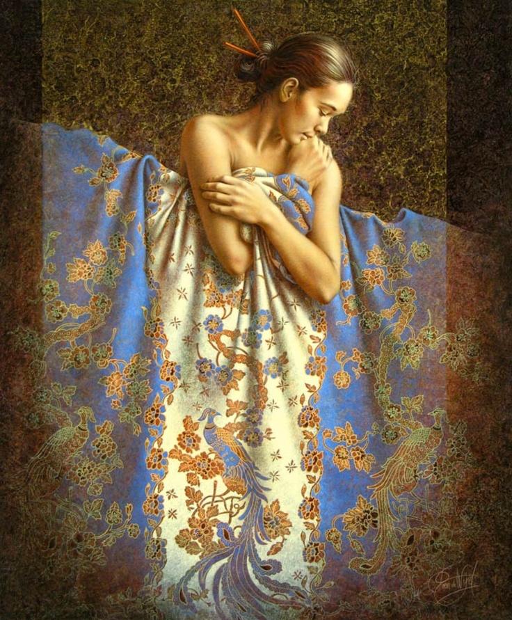 ~ Poetry Without Words -- Poen de Wijs Art Work