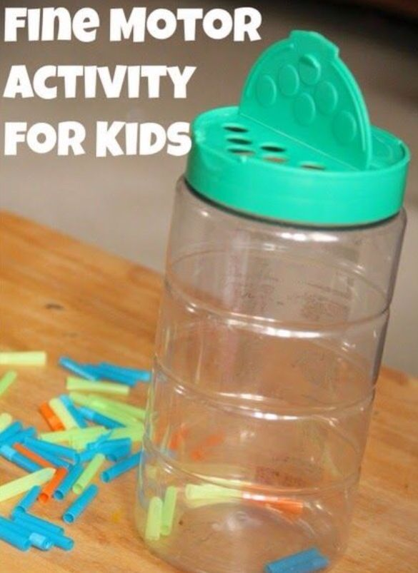 """Fine motor """"quiet activity"""" for toddlers (2-3yrs)"""