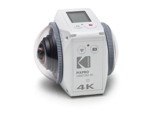 KODAK PIXPRO ORBIT360 4K VR Camera Arrives In Q1 2017   Ubergizmo