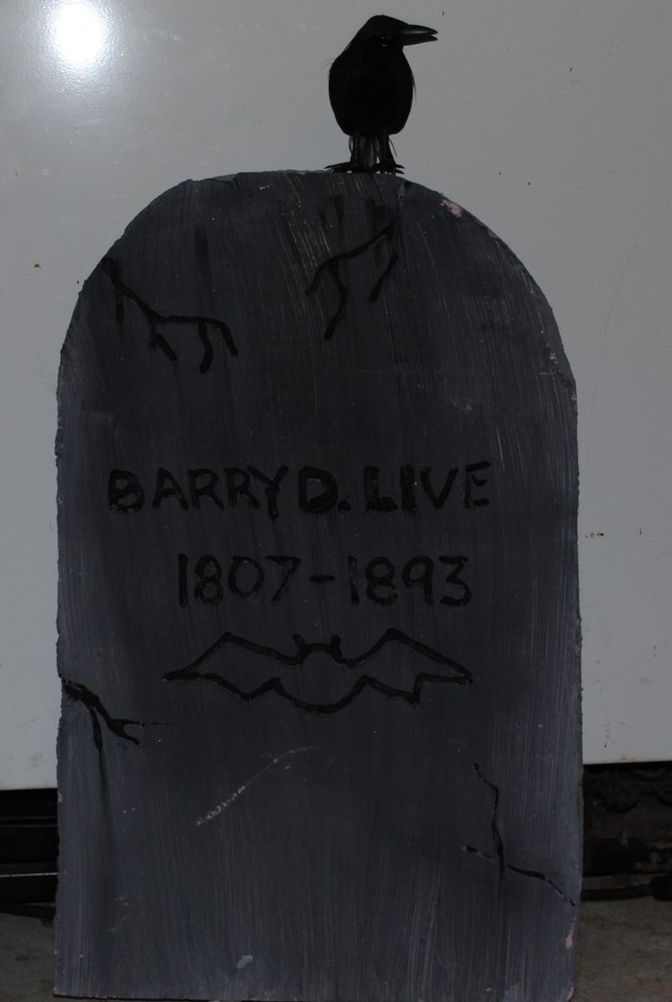 Halloween DIY: Funny Tombstone Sayings and Carving Tips