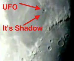 Image result for google moon ufo