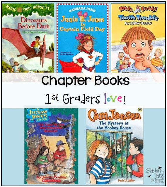 Chapter Books 1st Graders Love Classroom Freebies Ideas Etc